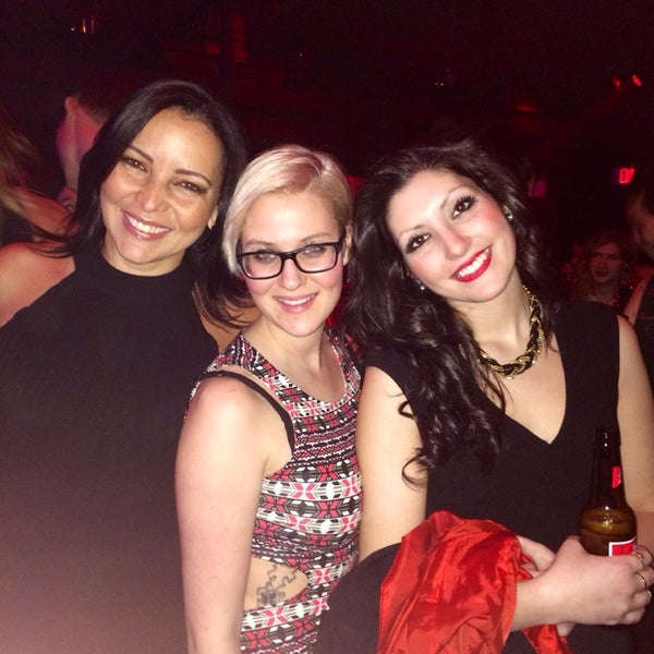 Photo taken at Highline Ballroom by Ana S. on 3/1/2014