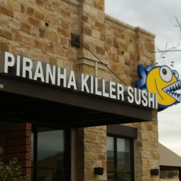Piranha Killer Sushi Restaurant Amp Happy Hour Uptown
