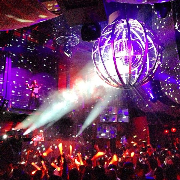 Photo taken at Marquee Nightclub & Dayclub by Brian T. @ Marquee L. on 2/26/2013