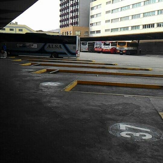 Photo taken at Estación de Autobuses de Valencia by Kateryna K. on 9/13/2015