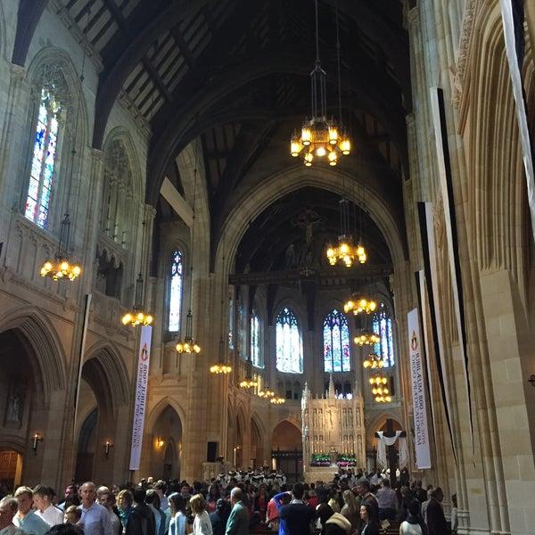 Photo taken at St. Dominic's Catholic Church by Krzysztof K. on 3/27/2016
