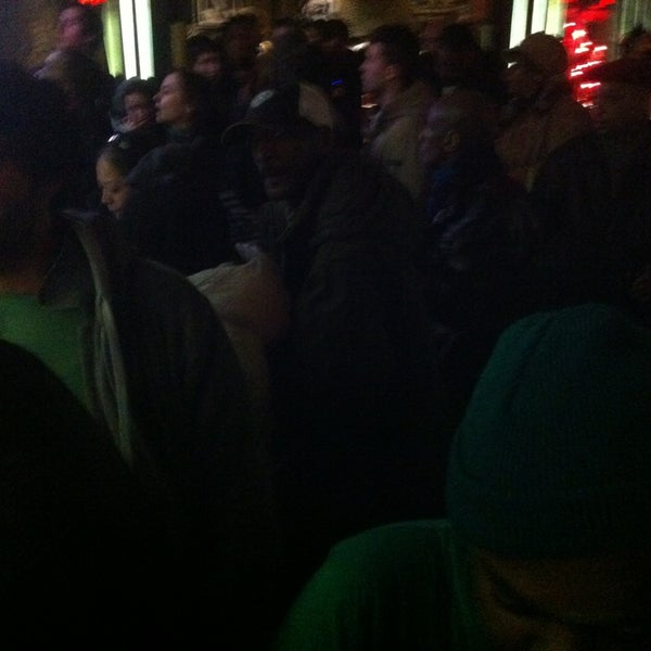 Photo taken at Lenox Lounge by Fred J. on 12/28/2012
