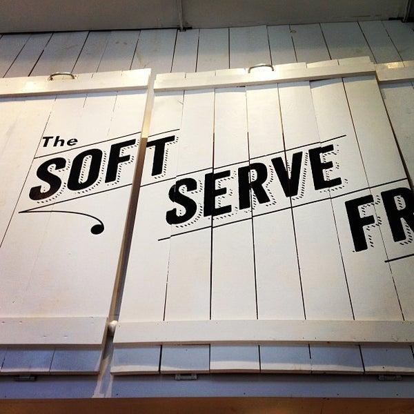 Photo taken at Chloe's Soft Serve Fruit Co. by Harry W. on 7/19/2013