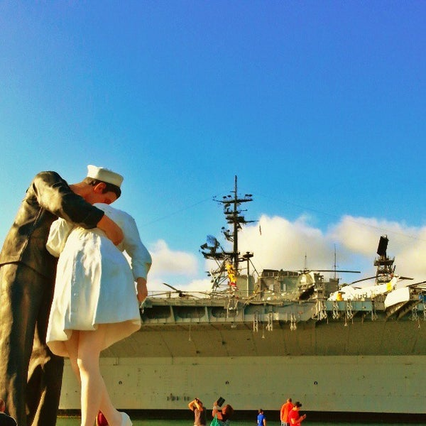 Photo taken at USS Midway Museum by @TripDawg on 3/23/2013