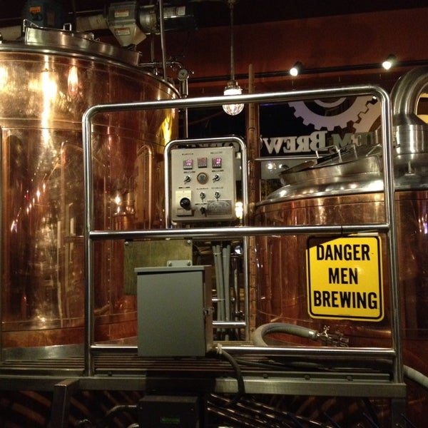 Photo taken at Fegley's Bethlehem Brew Works by Mike I. on 7/4/2013