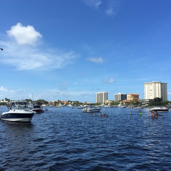 Photo taken at Lake Boca Raton by Cory B. on 7/12/2014