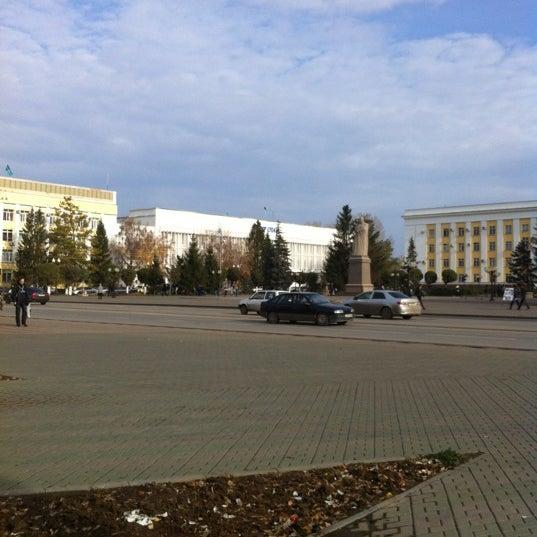 Photo taken at по городу))) by 🌸Yana🌸 I. on 10/31/2012
