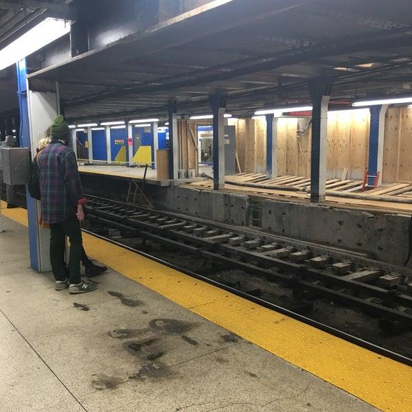 Photo taken at SEPTA MFL/TRL 15th Street Station by Charles M. on 12/11/2016