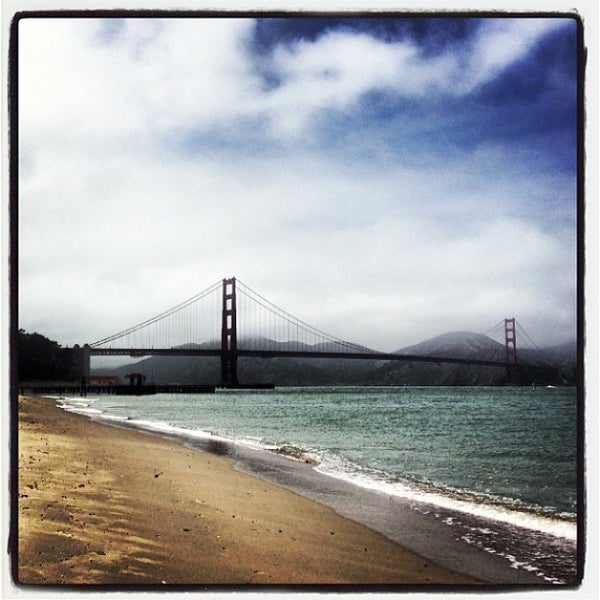 Photo taken at Crissy Field by Naoki T. on 7/6/2013