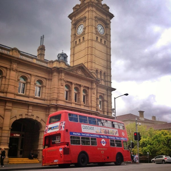 Photo taken at State Library Of Tasmania by Giovanni H. on 1/13/2013