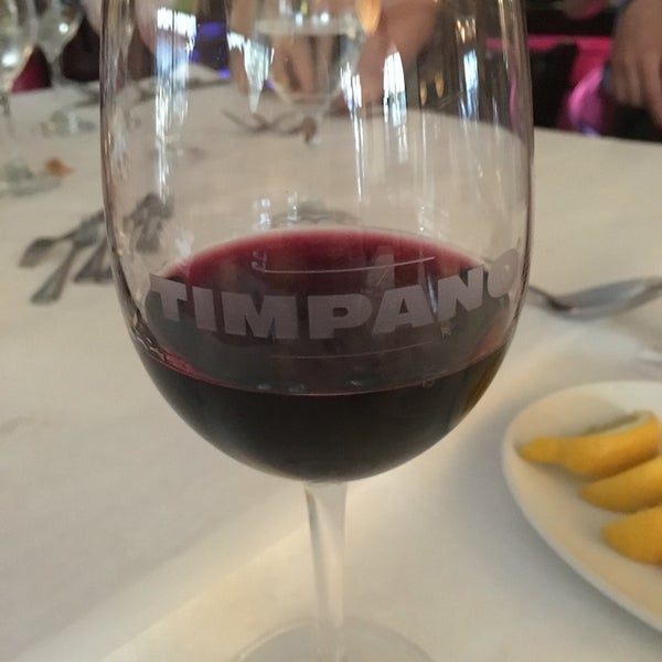 Photo taken at Timpano Italian Chop House by Deanna W. on 9/27/2016
