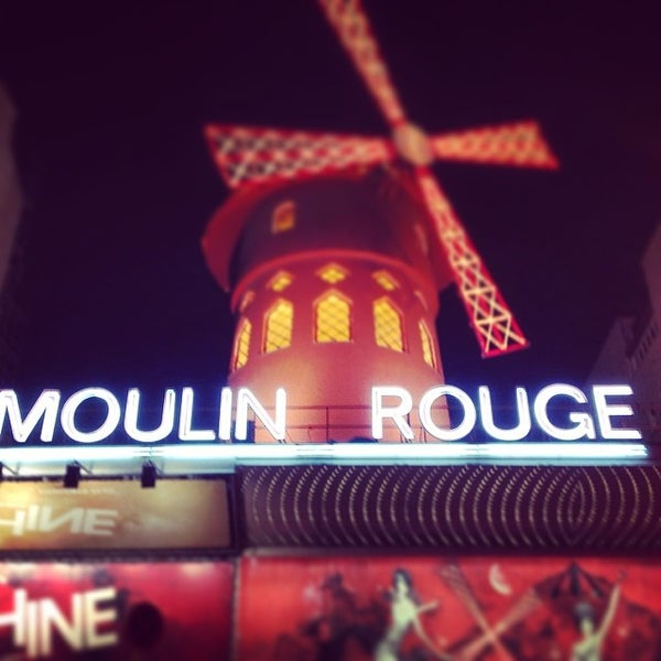 Photo taken at Moulin Rouge by Bass A. on 3/16/2014