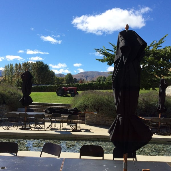 Photo taken at Amisfield Winery by Igor K. on 4/8/2014