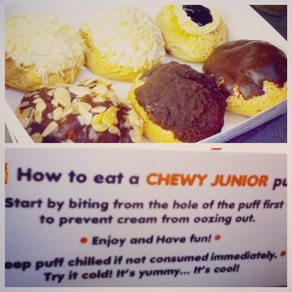 Photo taken at Chewy Junior by Mary Antonette G. on 4/1/2013