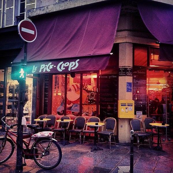 Le Pick Clops - Bar in Hôtel-de-Ville