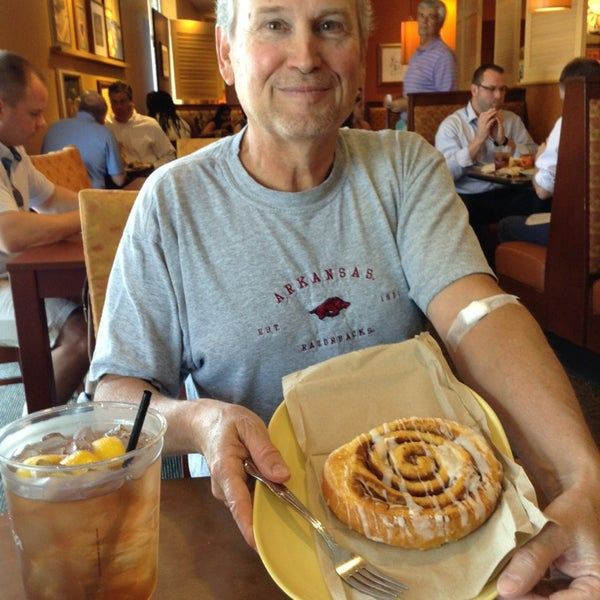 Photo taken at Panera Bread by  Frank S. on 7/16/2013