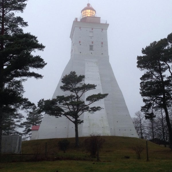 Photo taken at Kõpu tuletorn  | Kõpu Lighthouse by Ольга 😜 М. on 1/4/2014