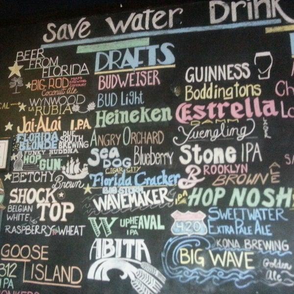 Photo taken at Sharkeys Beer & Wine by Ariel N. on 9/20/2014