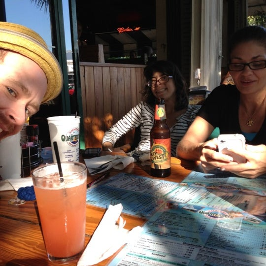 Photo taken at Quarterdeck Restaurant by Kristen J. on 11/25/2012