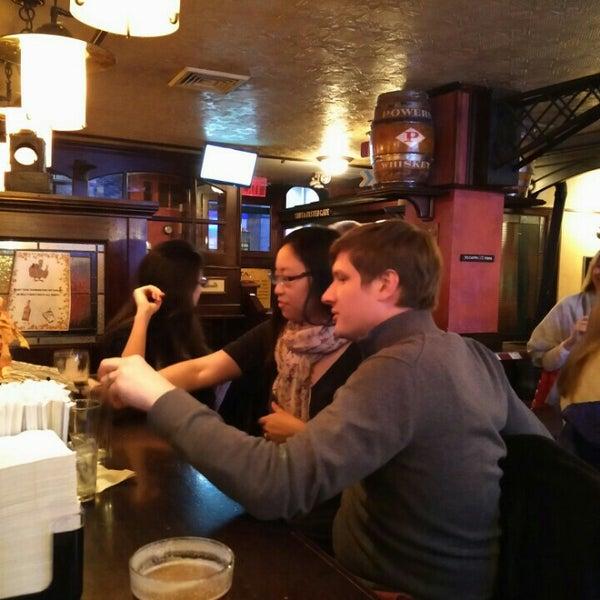 Photo taken at The Wheeltapper Pub by Gordon C. on 11/21/2015