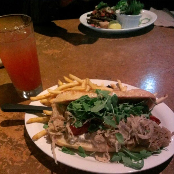 Photo taken at Native Foods by Roman S. on 12/2/2012