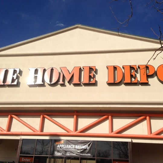 The Home Depot Hardware Store in Aurora