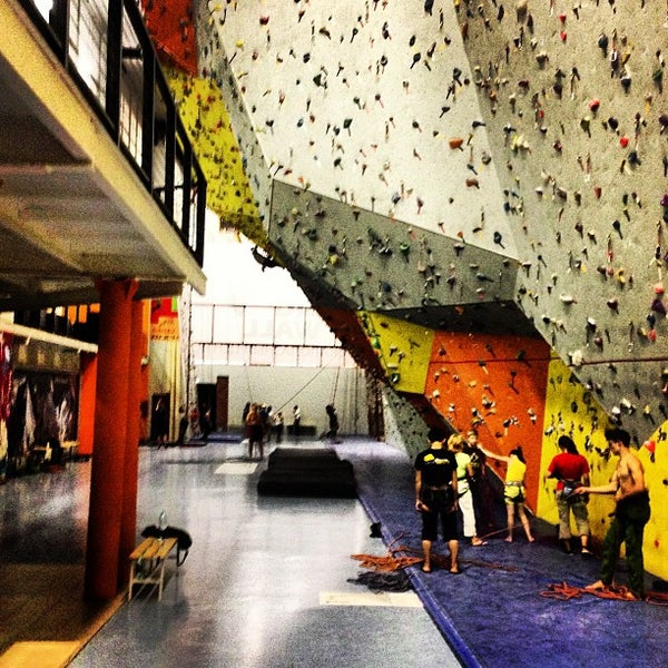 Photo taken at BigWall by Egor Z. on 6/19/2013