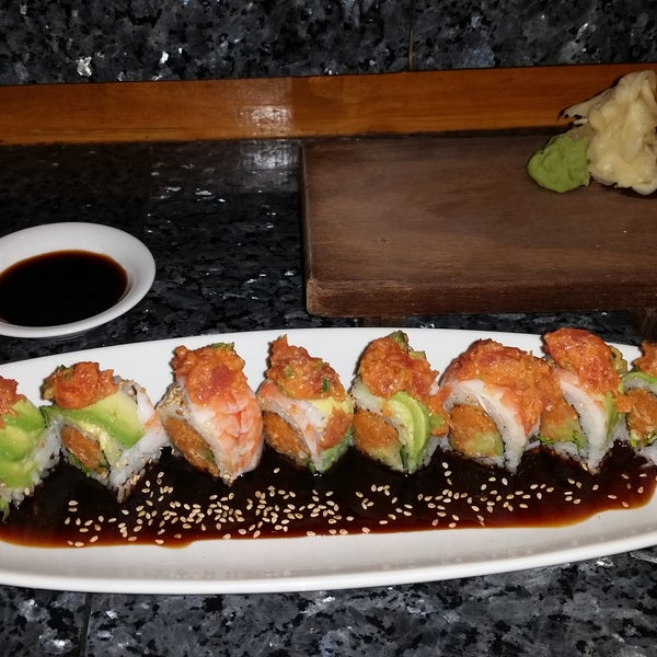 Photo taken at Harney Sushi by David H. on 1/14/2015