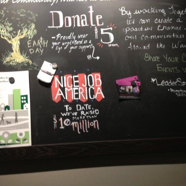 Photo taken at Starbucks by Damon S. on 6/29/2013
