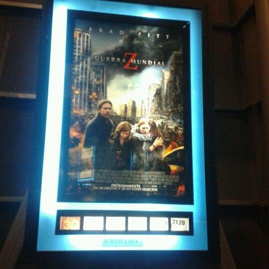 Photo taken at Cine Hoyts by Macarena G. on 7/7/2013