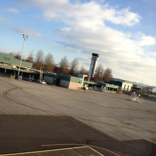 Photo taken at Eugene Airport (EUG) by samantha k. on 2/9/2013