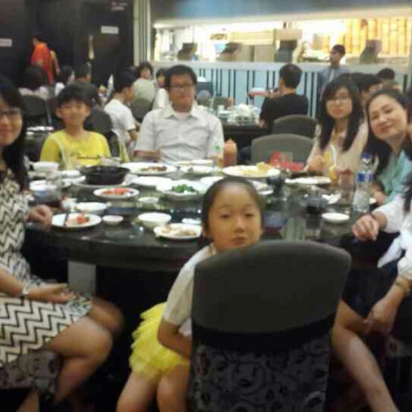 Photo taken at May Star Restaurant by Wendy C. on 12/30/2014