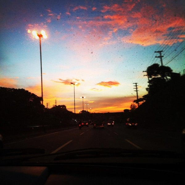 Photo taken at Rodovia Raposo Tavares by Eduardo S. on 12/13/2012