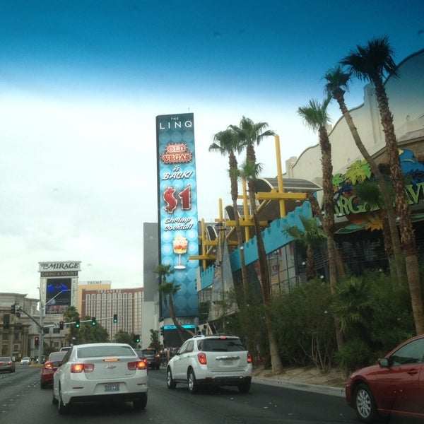 Photo taken at The Las Vegas Strip by Julie M. on 7/9/2014