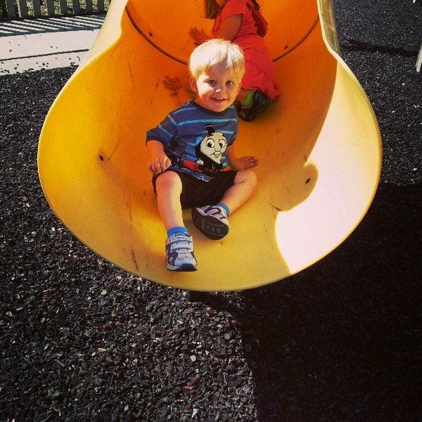 Photo taken at Annie's Playground by Irene A. on 5/12/2013