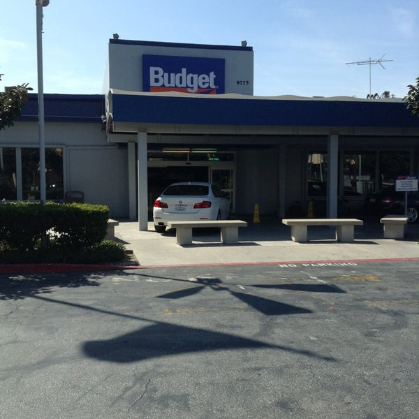 Budget Car Rental: 9775 Airport Boulevard