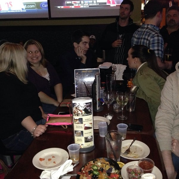 Photo taken at Red Ox Tavern by Adam C. on 4/26/2014