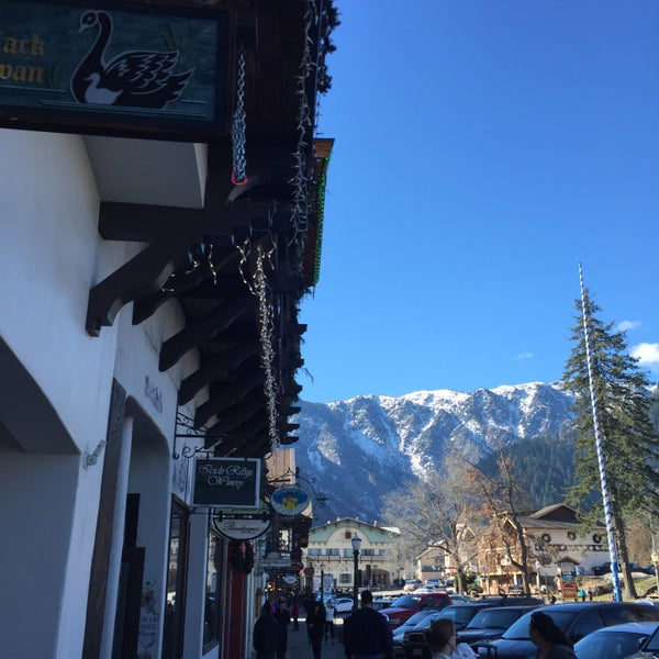 Photo taken at Town of Leavenworth by Brittney L. on 2/21/2015