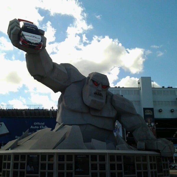 Photo taken at Dover International Speedway by Chris S. on 9/30/2013