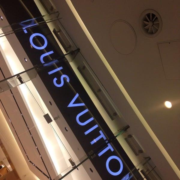Photo taken at Louis Vuitton by Erico V. on 10/6/2013