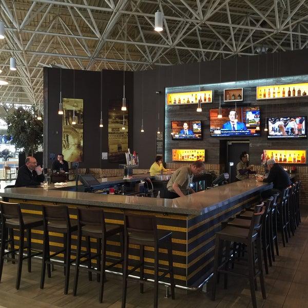 American Tap Room Menu Airport