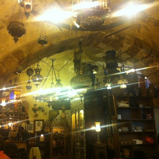 Photo taken at Armenian Tavern by Sholom M. on 12/7/2012