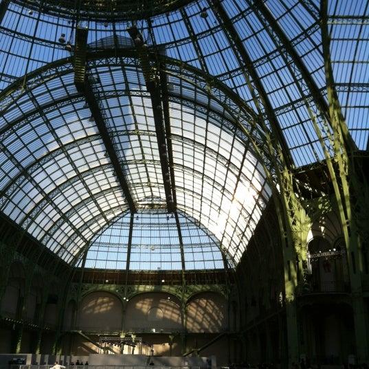 Photo taken at Grand Palais by Céline on 12/12/2012