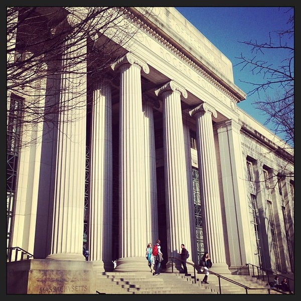 Photo taken at Massachusetts Institute of Technology (MIT) by Ivar M. on 4/5/2013