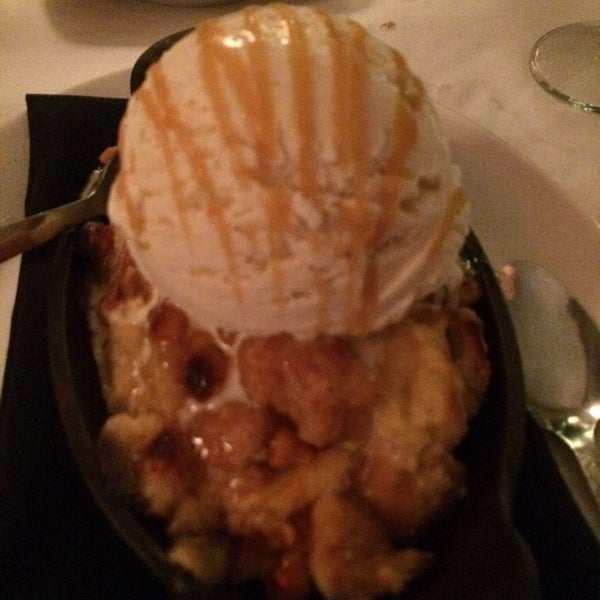 Two words... Butterscotch bread pudding!