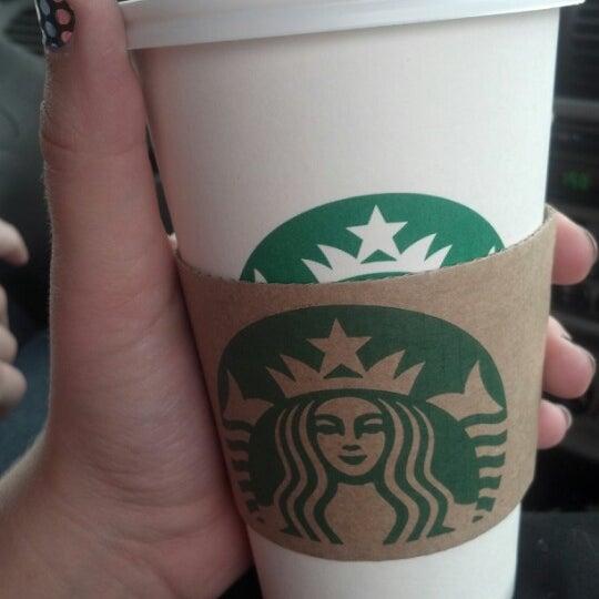 Photo taken at Starbucks by Kayla D. on 9/17/2012
