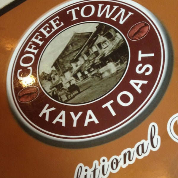 Photo taken at Coffee Town Kaya Toast by Wnny G. on 2/6/2013