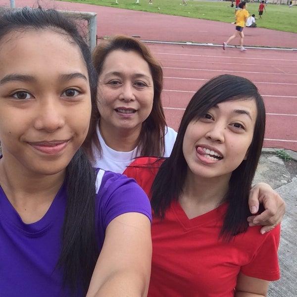 Photo taken at Iloilo Sports Complex by Ria Z. on 8/31/2014