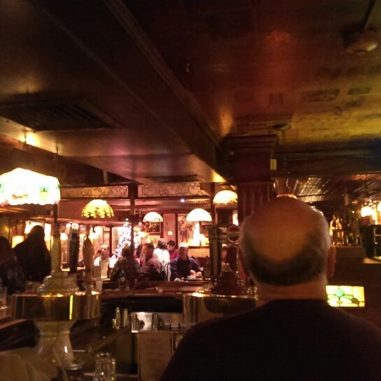 Photo taken at The Irish Pub by Frank W. on 1/5/2014