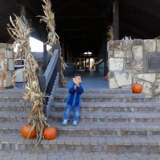 Photo taken at Salt Fork Lodge & Conference Center by Dorjan S. on 10/12/2012